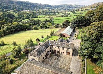 Thumbnail 5 bed detached house for sale in Springfield Farm, Blake Hill, Shibden