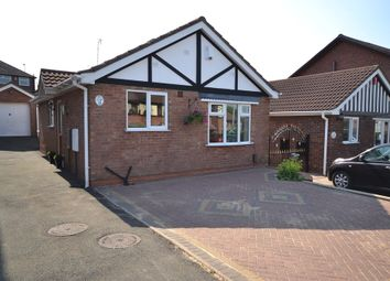 Thumbnail 2 bed detached bungalow for sale in Priam Close, Newcastle-Under-Lyme