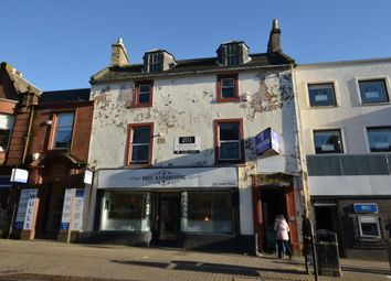 Thumbnail 2 bedroom flat for sale in High Street, Irvine, North Ayrshire