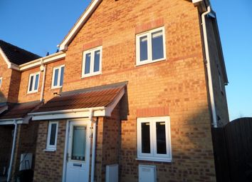 Thumbnail 3 bed end terrace house to rent in Walstow Crescent, Armthorpe, Doncaster