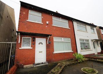Thumbnail 3 bedroom terraced house to rent in Ashburton Road, Blackpool