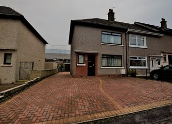 Thumbnail 2 bed end terrace house for sale in Alexander Avenue, Largs