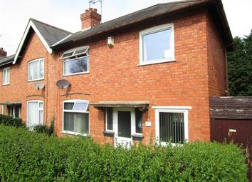 Thumbnail 2 bed semi-detached house for sale in Blenheim Road, Northampton