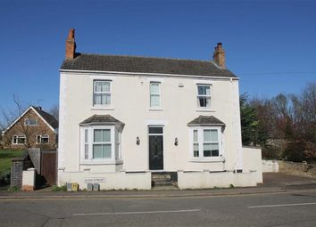 Thumbnail 4 bed detached house to rent in High Street, Broughton, Kettering