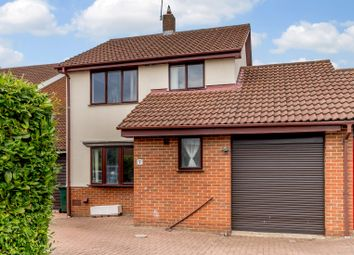 3 bed detached house for sale in Dunster Court, Furzton, Milton Keynes MK4