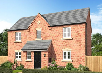 Thumbnail 3 bed mews house for sale in The Capesthorpe, Two Gates, Tamworth