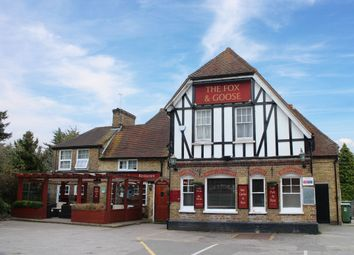 Thumbnail Pub/bar for sale in Weavering Street, Maidstone