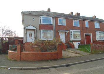 Thumbnail 2 bed property to rent in Ashbourne Road, Stockton-On-Tees