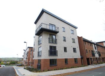 Thumbnail 2 bed flat to rent in Caldon Quay, Stoke-On-Trent