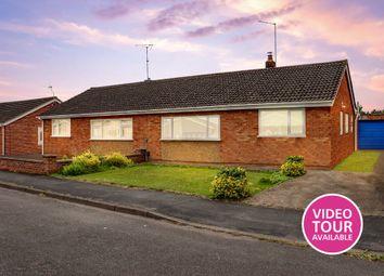 Thumbnail 3 bed semi-detached bungalow for sale in Balfour Gardens, Market Harborough
