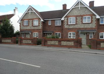 Thumbnail 2 bed terraced house to rent in Oving Road, Chichester