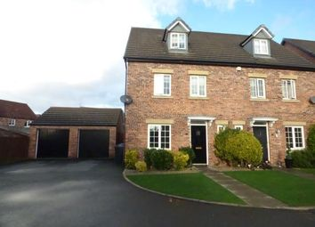 Thumbnail 4 bed semi-detached house for sale in Lewis Walk, Kirkby, Liverpool, Merseyside