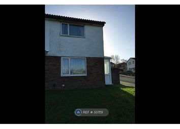 Thumbnail 2 bed terraced house to rent in The Pastures, Vale Of Glamorgan