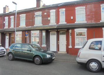 Thumbnail 3 bedroom terraced house for sale in Linwood Grove, Manchester