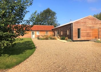 Thumbnail 4 bed barn conversion to rent in Boyland Common, Bressingham, Diss, Norfolk