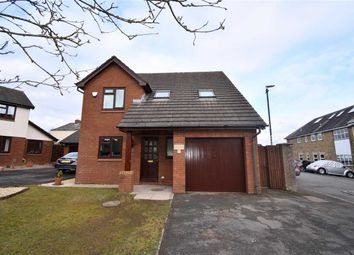 Thumbnail 4 bed detached house for sale in Mounton Close, Chepstow