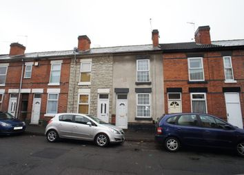 Thumbnail 2 bed terraced house to rent in Clifford Street, Derby