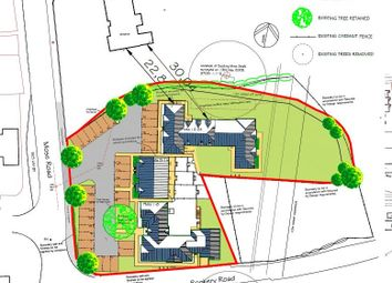 Thumbnail Land for sale in Moss Road, Wrockwardine Wood, Telford