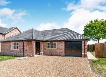 Thumbnail 3 bed bungalow for sale in Off Hargham Road, Shropham, Norfolk