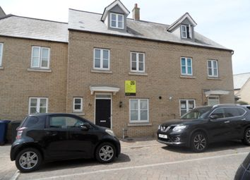 Thumbnail 4 bed town house to rent in Playsteads Lane, Upper Cambourne