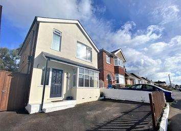 Thumbnail 3 bed detached house for sale in Fortescue Road, Parkstone, Poole, Dorset