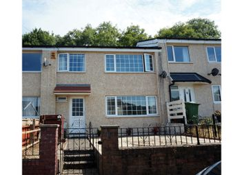 Thumbnail 3 bed terraced house for sale in Morien Crescent, Pontypridd