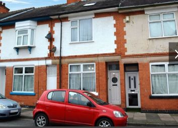 Thumbnail 4 bed terraced house to rent in Evington Parks Road, Leicester