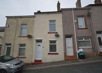 Thumbnail 3 bed terraced house for sale in Bedford Street, Hensingham, Whitehaven