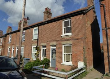 Thumbnail 3 bed end terrace house for sale in Central Road, Leiston, Suffolk