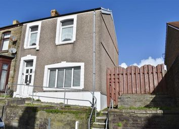 Thumbnail 3 bedroom end terrace house for sale in Middle Road, Cwmbwrla, Swansea
