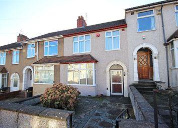 Thumbnail 3 bed terraced house for sale in Jocelyn Road, Horfield, Bristol