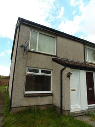Thumbnail 1 bedroom flat for sale in Muirhead Drive, Newarthill, Motherwell