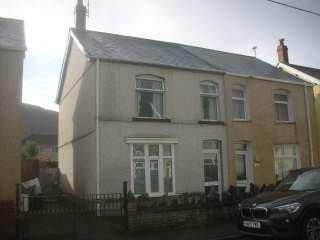 Thumbnail 3 bed semi-detached house for sale in Varteg Road, Ystalyfera SA9,