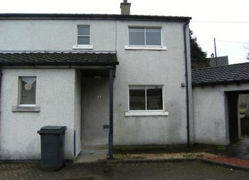 Thumbnail 3 bed terraced house to rent in 8 John Crabbe Crescent, Kirkton, Dumfries
