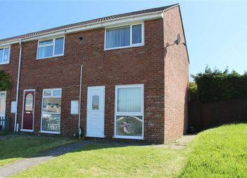 Thumbnail 2 bed end terrace house to rent in Maes Briallu, Rudry, Caerphilly