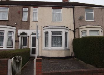Thumbnail 2 bed terraced house to rent in Grangemouth Road, Radford, Coventry