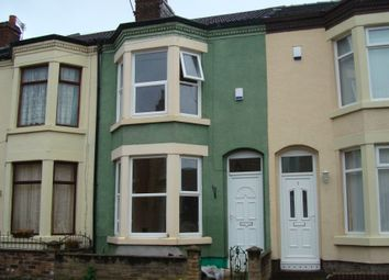 Thumbnail 3 bed terraced bungalow to rent in April Grove, Liverpool