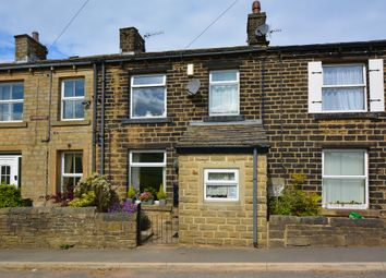 3 bed terraced house for sale in Lea Green, New Road, Holywell Green HX4