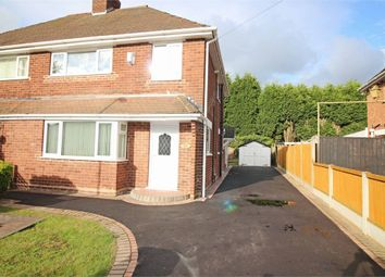 Thumbnail 3 bed semi-detached house to rent in Morgan Road, Fazeley, Tamworth, Staffordshire