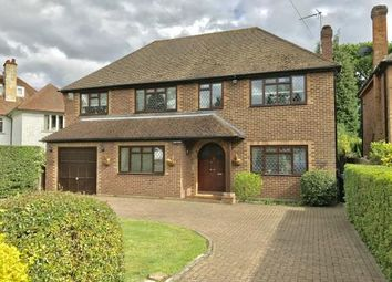 Thumbnail 5 bed detached house for sale in Way, Woodham, Surrey