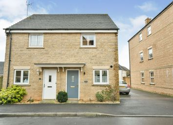 2 bed semi-detached house for sale in Nuthatch Road, Calne SN11