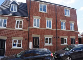 Thumbnail 4 bed town house to rent in Watkin Close, Sheffield