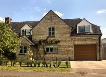 Thumbnail 4 bed semi-detached house for sale in New Road, Kingham, Chipping Norton