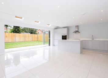 Thumbnail 4 bed detached house for sale in St. Ives Close, Theale, Reading