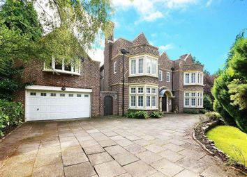 Thumbnail 5 bedroom detached house for sale in Woodbourne Road, Edgbaston, Birmingham