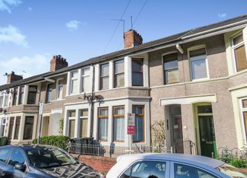 Thumbnail 1 bedroom flat for sale in Grosvenor Street, Canton, Cardiff