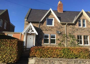 Thumbnail 3 bed semi-detached house for sale in Howtel Farm Cottages, Mindrum