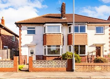 Thumbnail 3 bedroom semi-detached house for sale in Handley Close, Adswood, Stockport, Cheshire