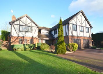 Thumbnail 5 bed detached house for sale in Grove Shaw, Kingswood, Tadworth