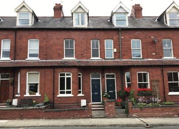 Thumbnail 4 bedroom terraced house to rent in Cameron Grove, York